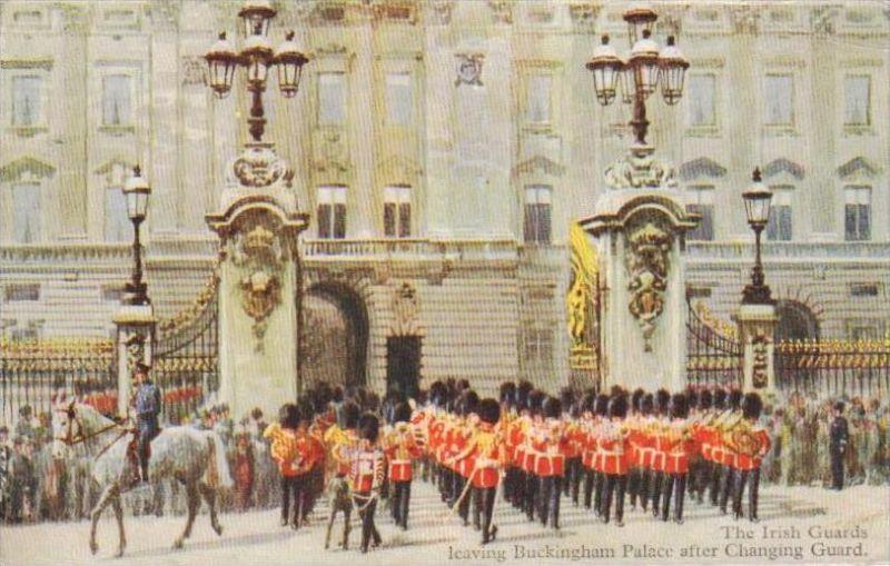 Buckingham Palast-alte Karte  ( ka1845  ) siehe scan !