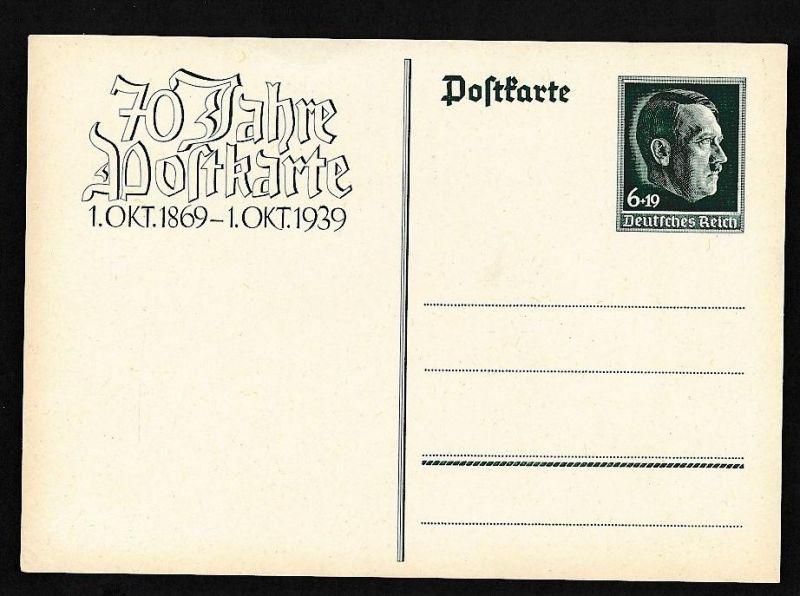 D.-Reich Ganzsache....  (oo2026  ) siehe scan