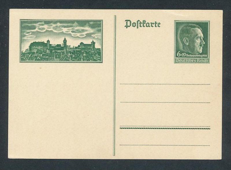 D.-Reich Ganzsache....  (oo2029  ) siehe scan