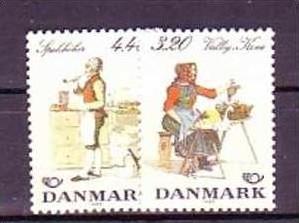 Dänemark Nr. 947-8  ** (b4433  ) siehe Bild