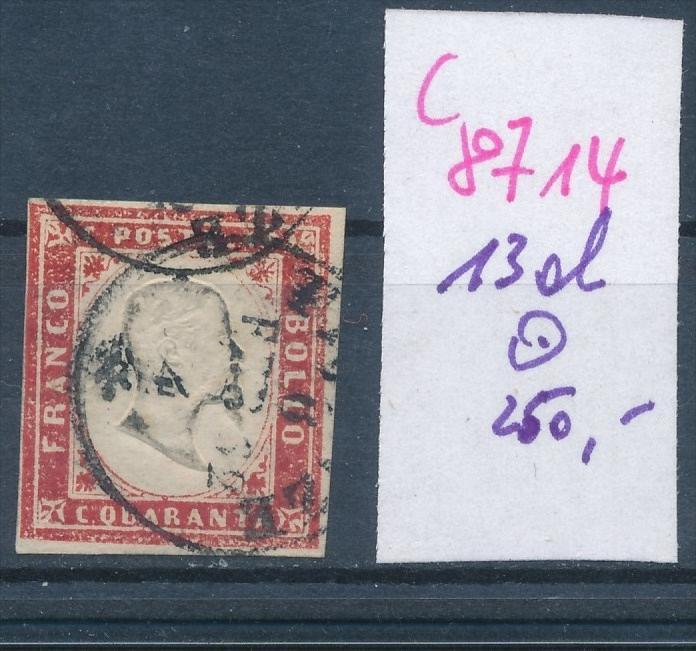 Sardinien   Nr.  13 d    (c8714  ) siehe scan