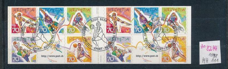 Schweiz Heft  111  o     (ze8244   ) siehe scan