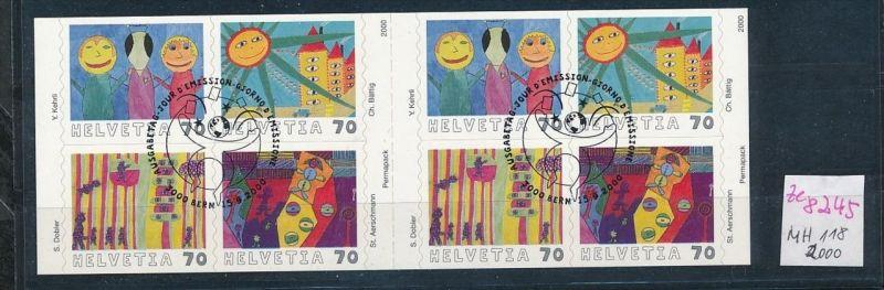 Schweiz Heft  118  o     (ze8245   ) siehe scan