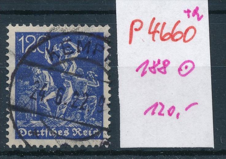 D.-Reich Nr. 188  o  (p4660  ) siehe scan
