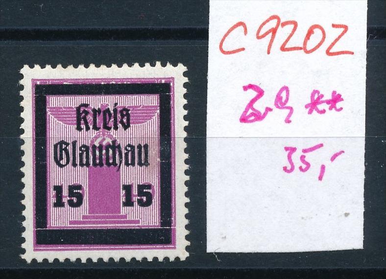 Glauchau  Nr. 29   ** (c9202  ) siehe scan