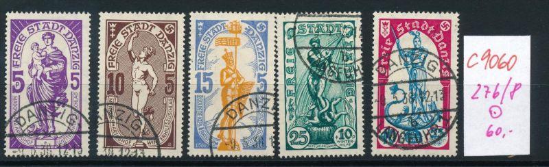 Danzig Nr. 276-78    o   (c9060  ) siehe scan