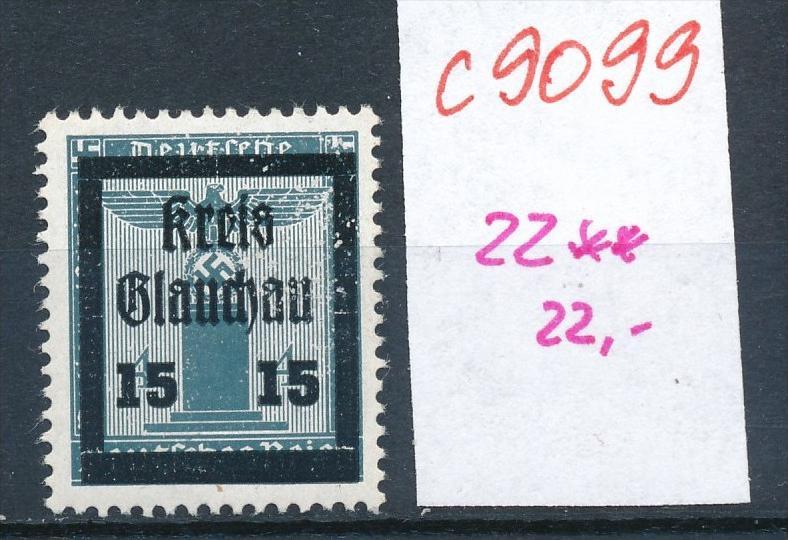 Glauchau Nr. 22  **   (c9099  ) siehe scan