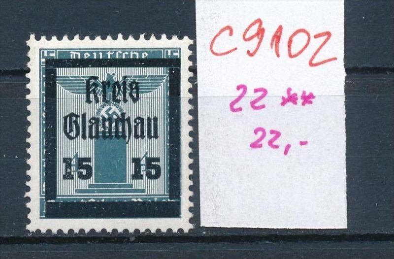 Glauchau Nr. 22  **   (c9102  ) siehe scan