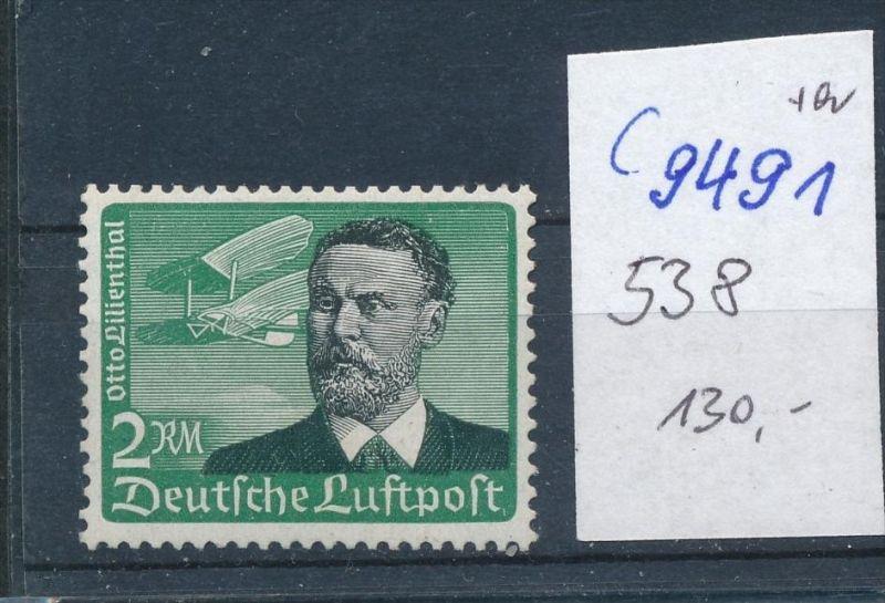 D.-Reich Nr. 538   **  (c9491  ) siehe scan  vergrößert