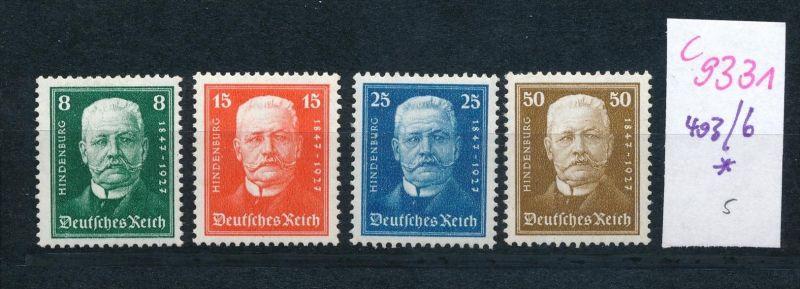 D.-Reich Nr.  403-6  *  (c9331  ) siehe scan  vergrößert