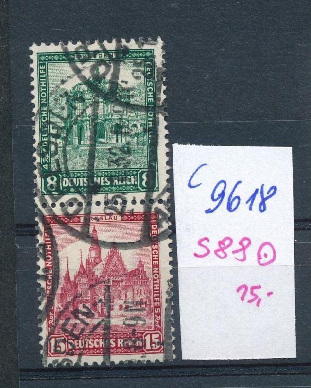 D.-Reich Nr.  s 88  (c9618  ) siehe scan  vergrößert