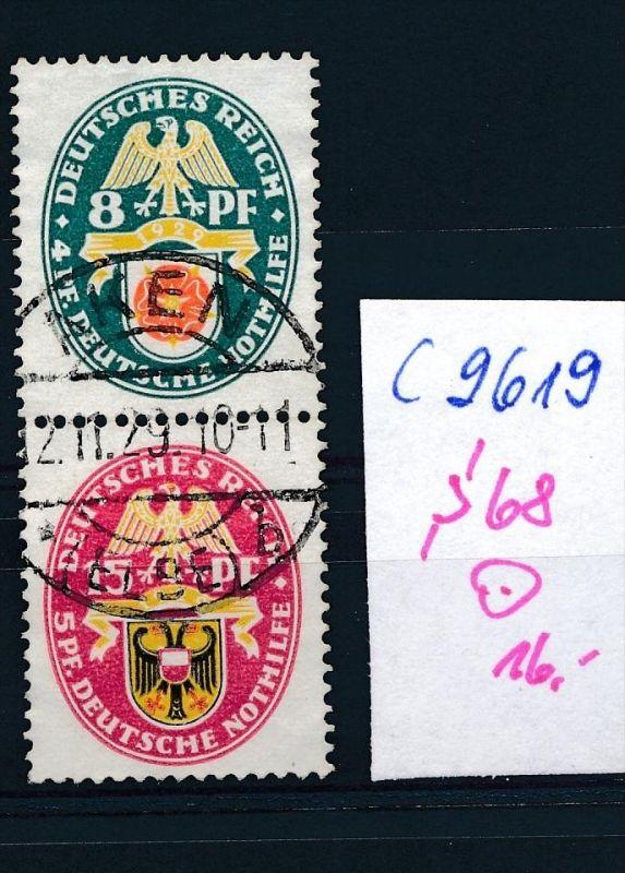 D.-Reich Nr.  s 68  (c9619  ) siehe scan  vergrößert