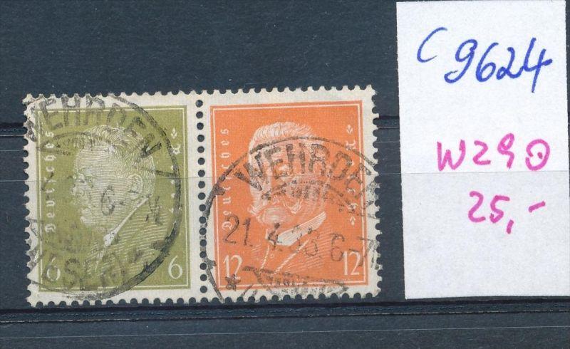 D.-Reich Nr.  w29  o   (c9624  ) siehe scan  vergrößert