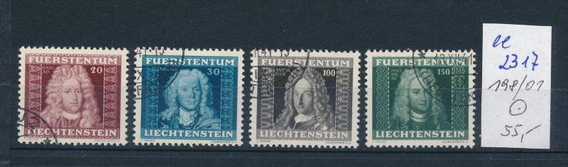 Liechtenstein Nr. 198-01  o ( ee2317 ) siehe scan