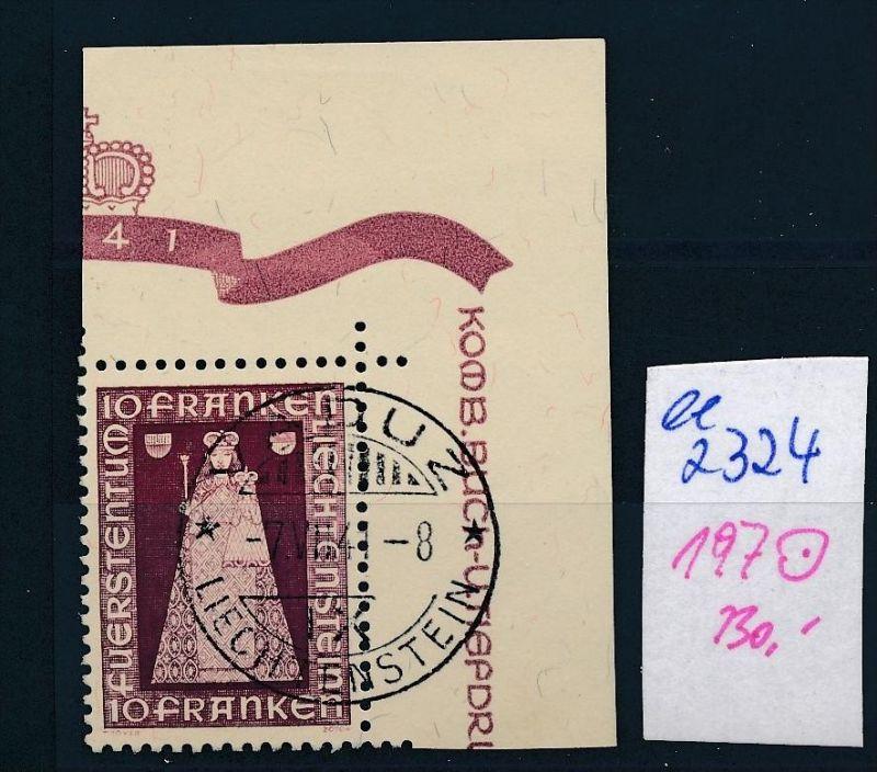 Liechtenstein Nr. 197   o ( ee2324 ) siehe scan