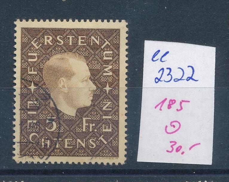 Liechtenstein Nr. 185   ** ( ee2322 ) siehe scan