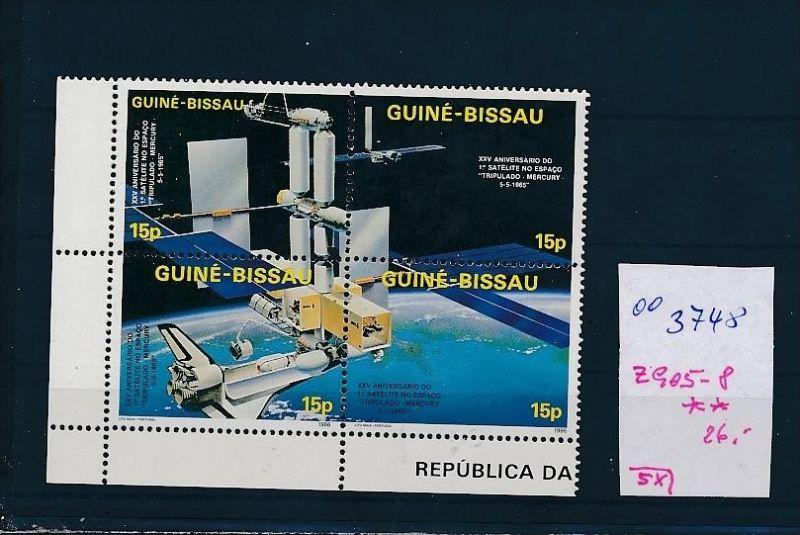 Guinea  B. Nr.  905-8    **( oo3748  ) siehe scan !