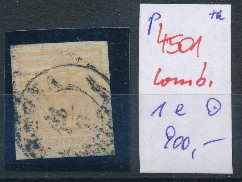 Lombardei Nr. 1 e  o  (p4501  ) siehe Bild