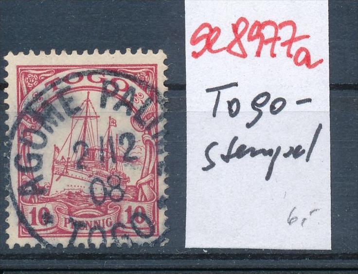 Togo Stempel...o  (se8977 a  ) siehe Bild