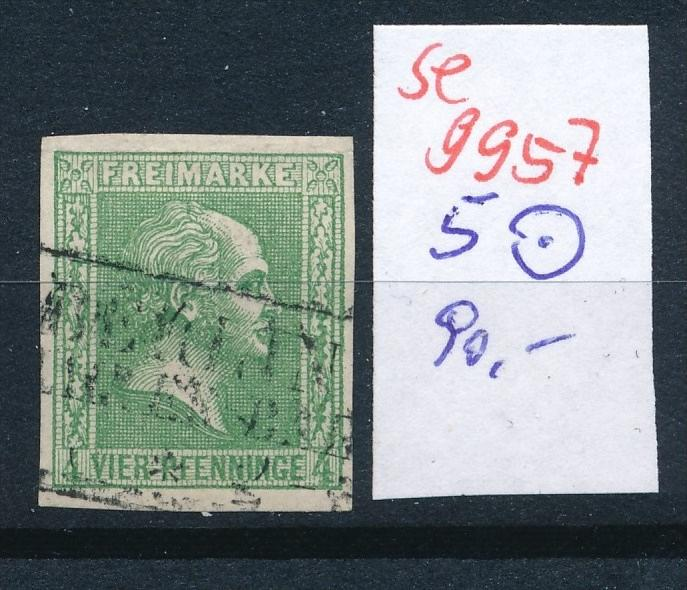 Preussen Nr. 5 o    (se 9957  ) -siehe Bild