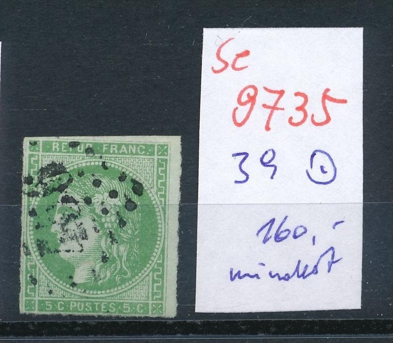 Frankreich Nr. 39   o    (se 9735 ) -siehe Bild