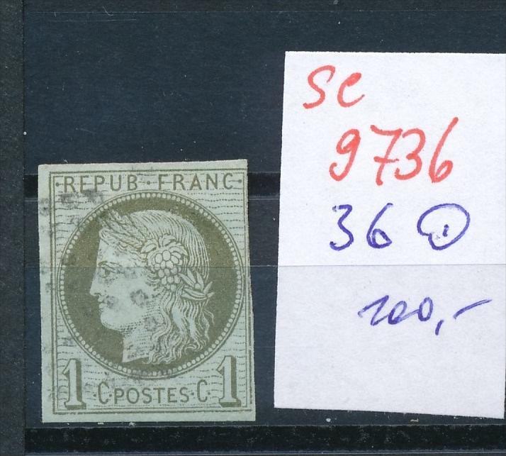 Frankreich Nr. 36   o    (se 9736 ) -siehe Bild