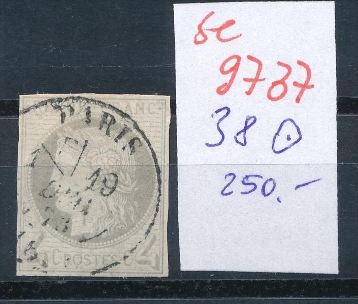 Frankreich Nr. 38   o    (se 9737 ) -siehe Bild