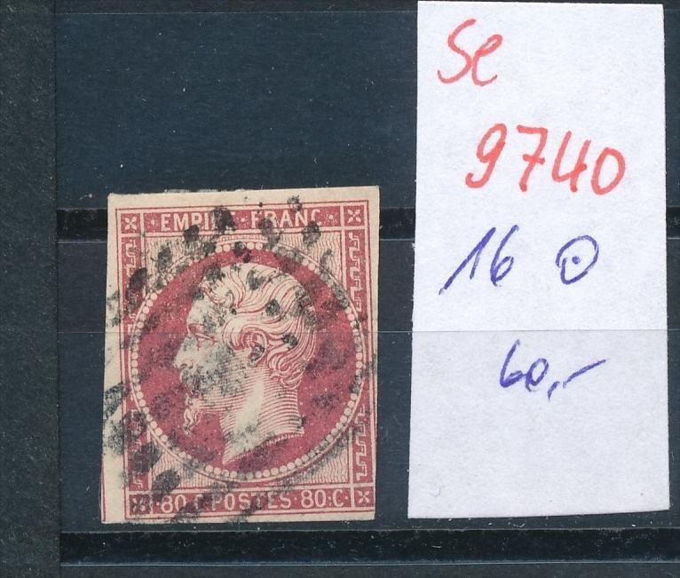 Frankreich Nr.   16    o    (se 9740 ) -siehe Bild
