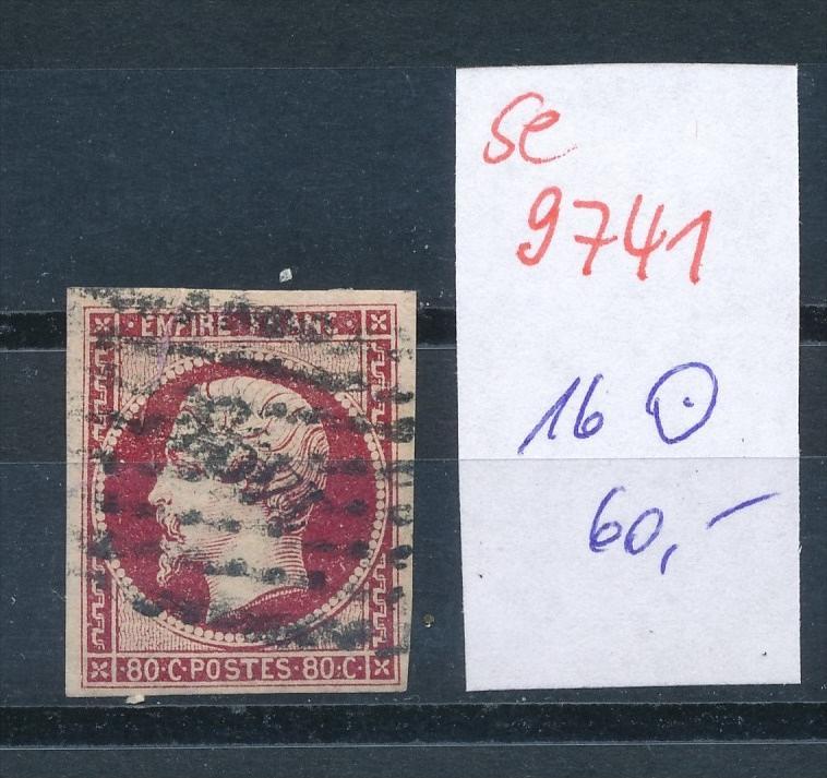 Frankreich Nr.   16    o    (se 9741 ) -siehe Bild