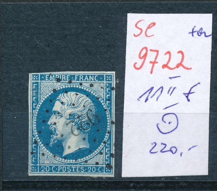 Frankreich Nr.     o    (se 9722 ) -siehe Bild