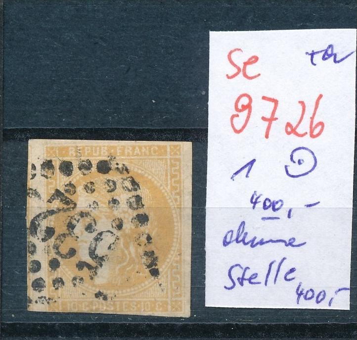Frankreich Nr.  1    o    (se 9726 ) -siehe Bild