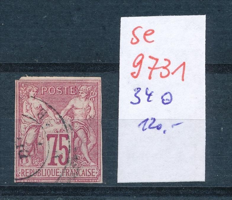 Frankreich Kolonien Nr.  34    o    (se 9731 ) -siehe Bild