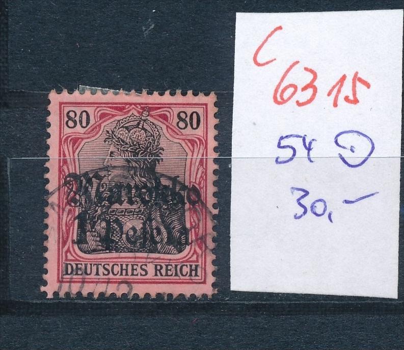 Marokko Nr. 54  o (c 6315 ) -siehe Bild