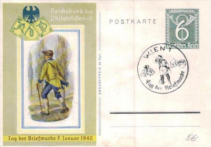 D.-Reich Ganzsache  ( ka  1911 ) siehe scan !