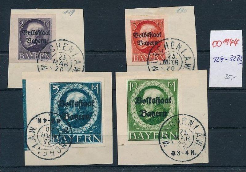 Bayern  Lot-ex 129-32  II B.... ( oo1144 ) -siehe Bild