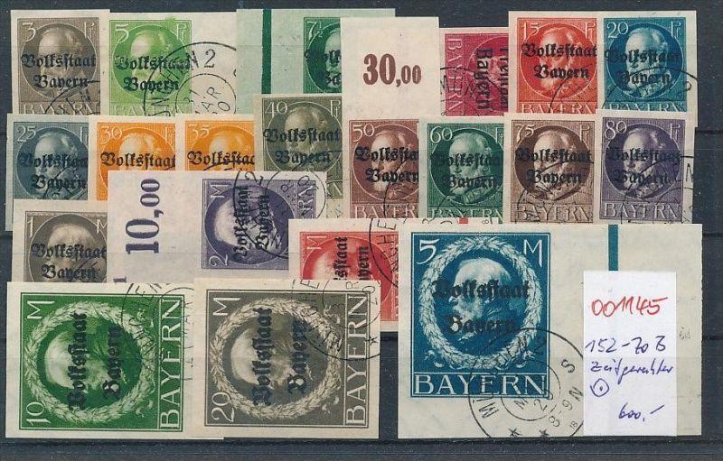 Bayern  Lot-ex 152-70 II .... ( oo1145 ) -siehe Bild