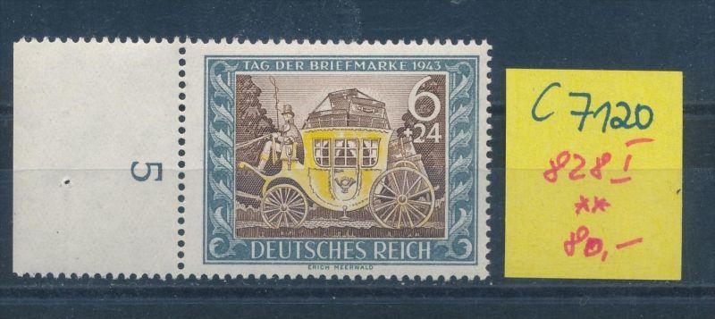 D.-Reich Nr. 828  I   **(c7120 ) siehe scan