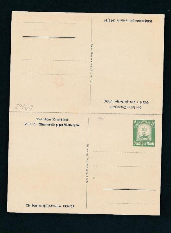 D.-Reich Ganzsache .(t9723  ) siehe scan