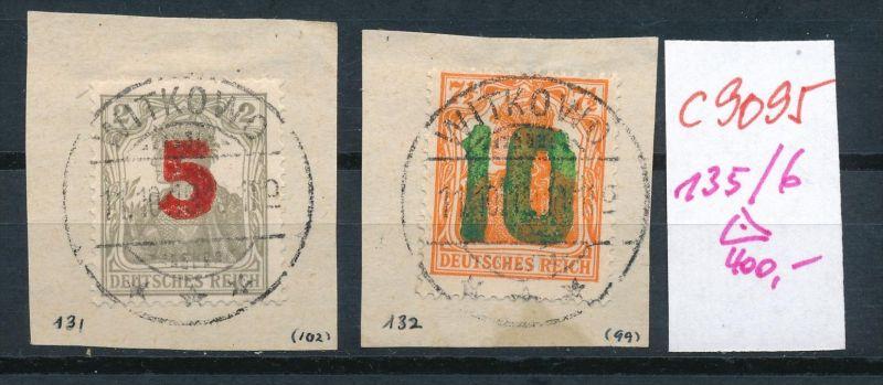 Polen   Nr. 135-6  o (c9095   ) siehe scan