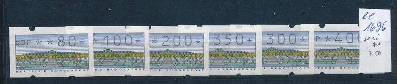 Bund Automaten Serie   **  (ee1696  )  .....-siehe scan vergrößert