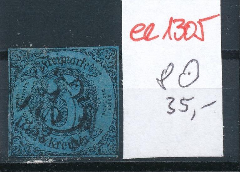 Thurn+ Taxis Nr. 8  o   (ee1305  ) siehe scan