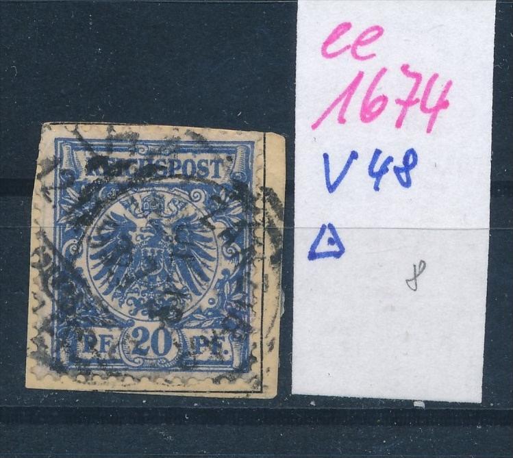 Togo  Nr. V 48    (ee1674  ) siehe scan