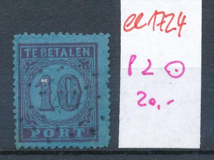 NL.-Porto  2  o  (ee1724  ) siehe scan