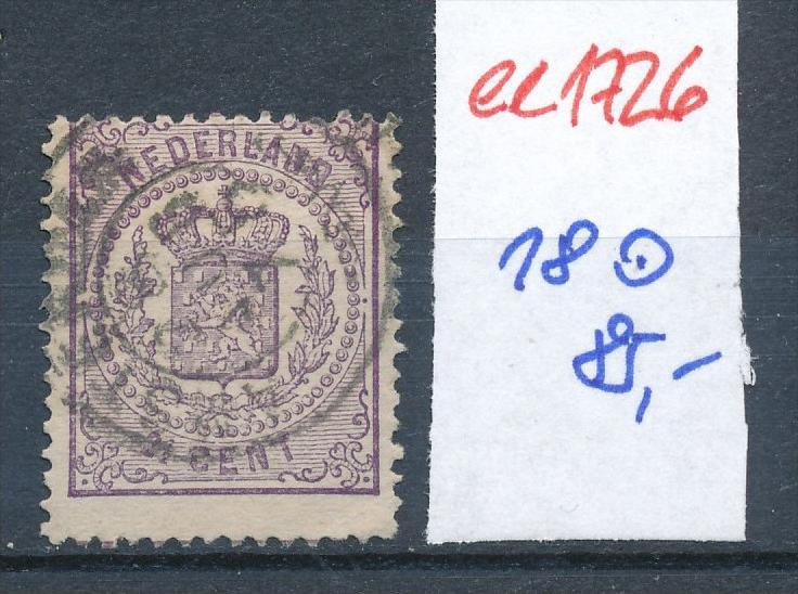 NL.- Nr.  18  o  (ee1726  ) siehe scan