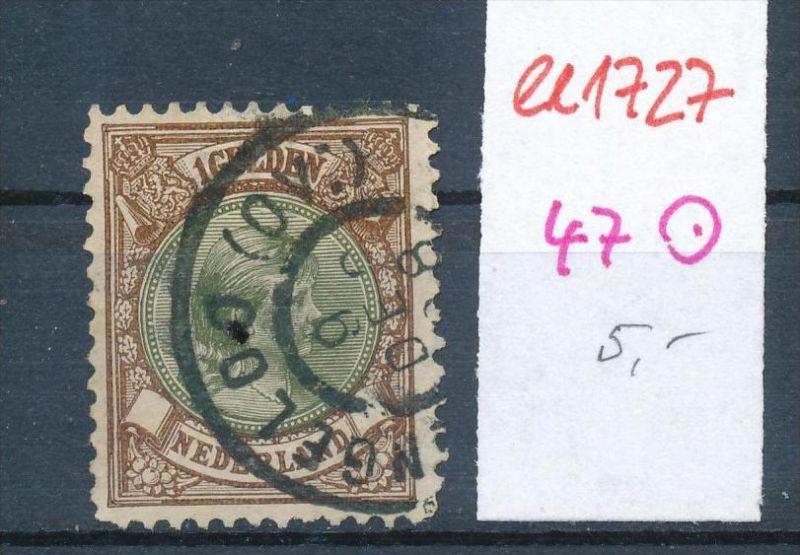 NL.- Nr.  47 o  (ee1727  ) siehe scan