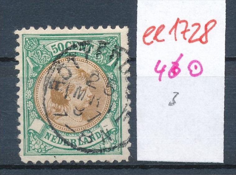 NL.- Nr.  46 o  (ee1728  ) siehe scan