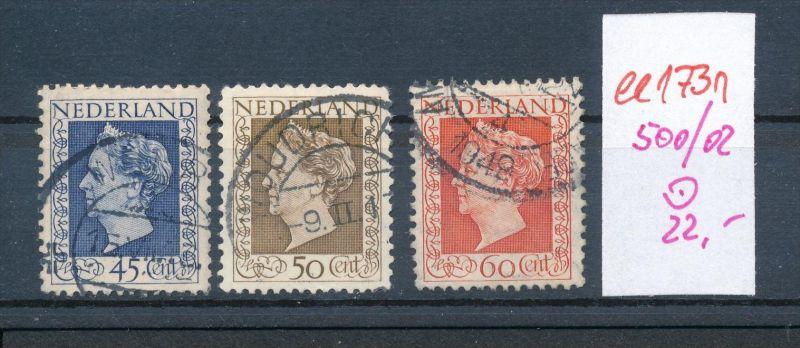 NL.- Nr.  500-02   o  (ee1731  ) siehe scan