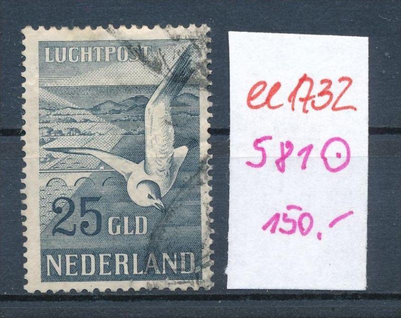 NL.- Nr.  581   o  (ee1732  ) siehe scan