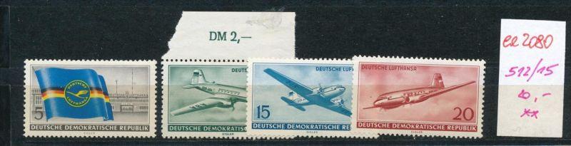 DDR Nr.  512-5   **    (ee2080  ) siehe scan