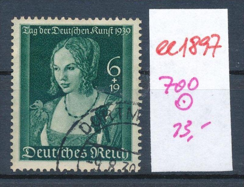 D.-Reich  Nr. 700   o   (ee1897  ) siehe scan